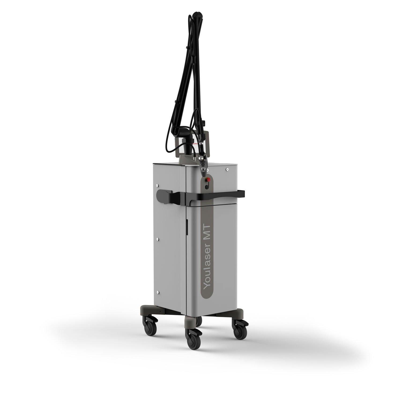 Macchinario laser per trattamento medicina estetica